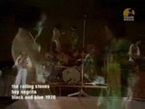 The Rolling Stones Hey Negrita