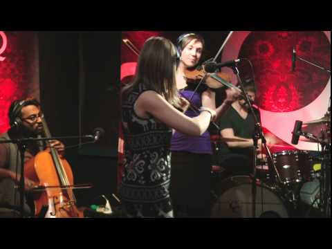 Hey Rosetta performs `Yer Spring` - a QTV exclusive