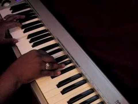 Piano Tutorial - Faithful - Hezekiah Walker
