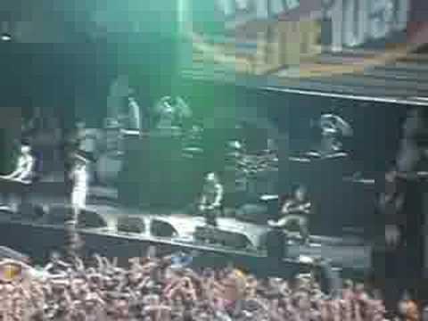 Good Charlotte at HFStival 2005