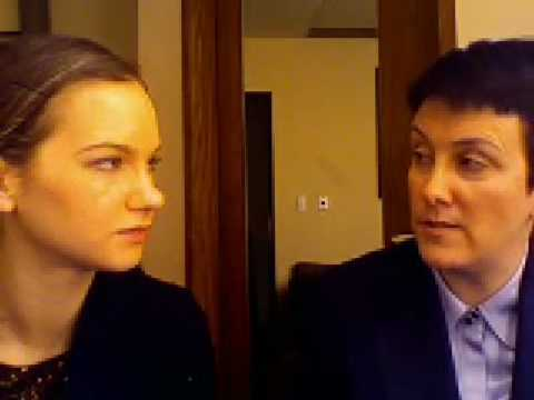 Hilary Hahn interviews Jennifer Higdon 3