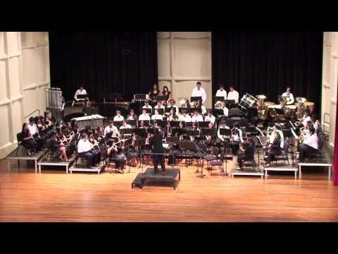 1080p To Challenge the Sky and Heavens Above: Pearl City HS Concert Band (OBDA)