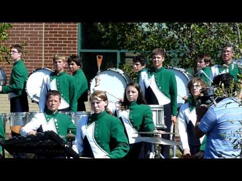 "2010 McNeil Drumline - ""March of the Matador"""