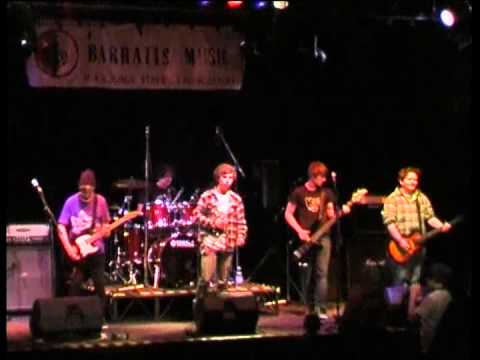 Grayscale / Clarence High School - Tasmania Rock Challenge, Final 2010