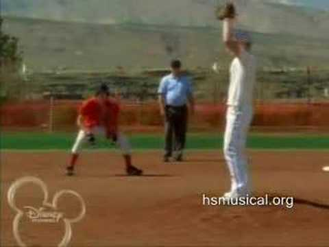 "High School Musical 2 ""I Don`t Dance"" Video"
