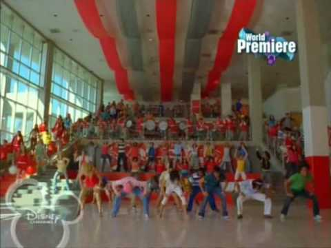 High School Musical 2 Song Preview