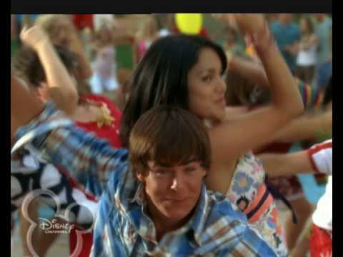 High School Musical 2: `All for One` Music Video