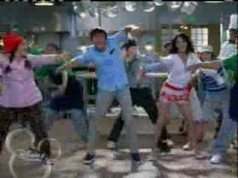 High School Musical 2 - Work This Out Video  DCOM