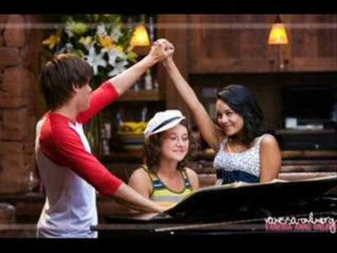 You Are The Music In Me - Zac Efron & Vanessa Hudgens [HSM2]