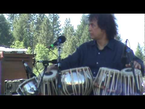 Zakir Hussain, Bela Fleck, Edgar Meyer - High Sierra Music Fest - 02JULY2010 (1 of 3)
