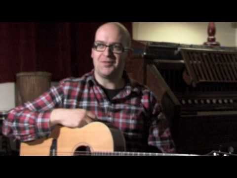 Findlay Napier Scottish Singer Songwriter Interview 2010