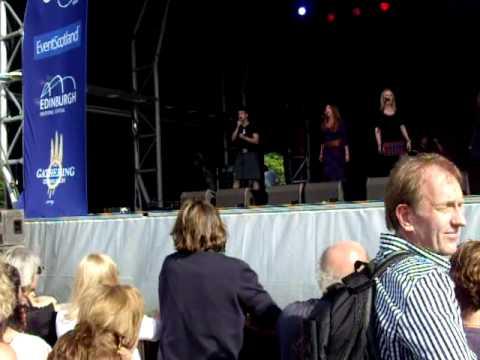 Highland heartbeat - Gathering 2009 - 1