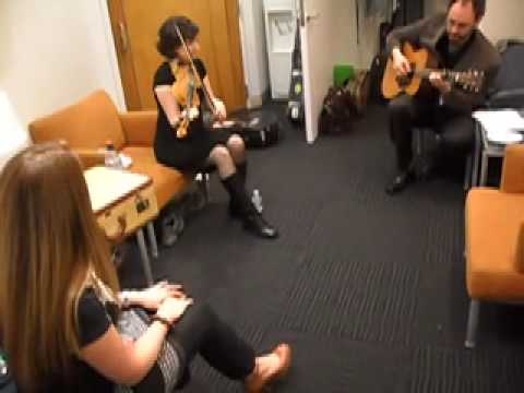 Maureen McMullan - WGBH Celtic Sojourn Clip - Ye Banks & Ye Braes