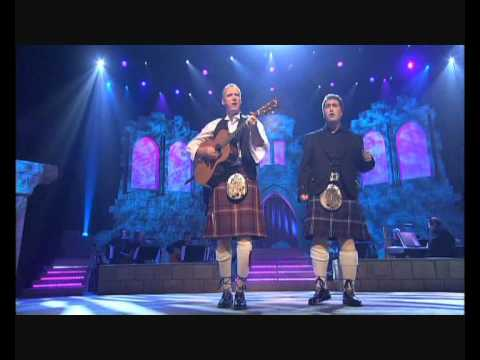 Scottish Music - I`m Gonna Be (500 Miles)