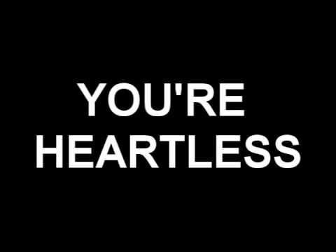 Heartless-Hinder + Lyrics {MP3 IN THE DESCRIPTION LOOK AT IT FOR GOD`S SAKE!}