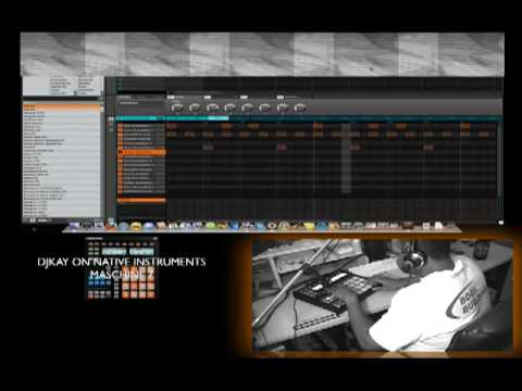 J DILLA /PETE ROCK Influenced Beat On Native Instruments Maschine Some hip-hop ish