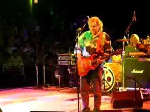 Hippiefest 2008/ Jack Bruce & Godfrey Townsend