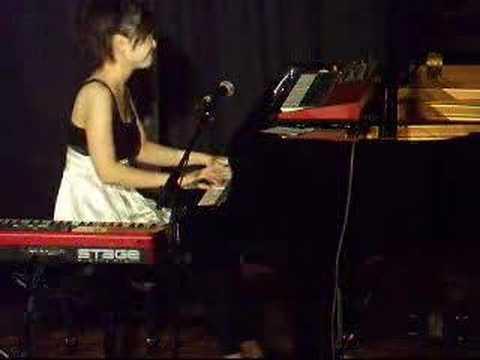 Hiromi Uehara solo piano