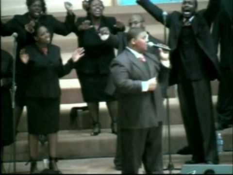 """In His Presence"" by Kenny Lewis & One Voice ft. Deonte Baker"