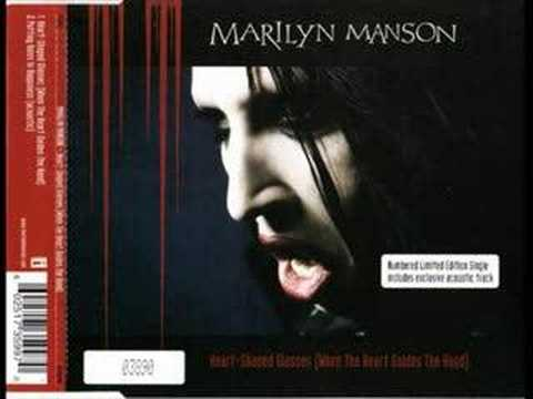 Marilyn Manson - 2. Putting Holes In Happiness (Acoustic Ver