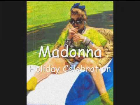 Madonna - Holiday Celebration