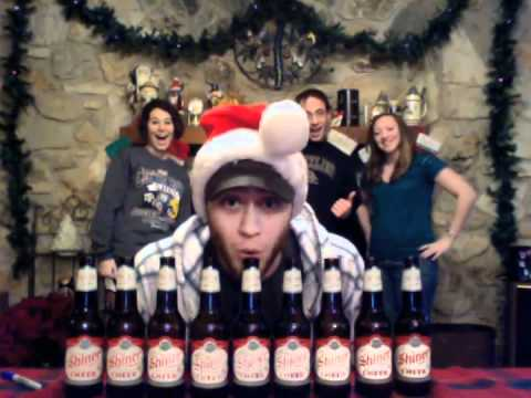 Shiner Holiday Cheer. Nailed It.