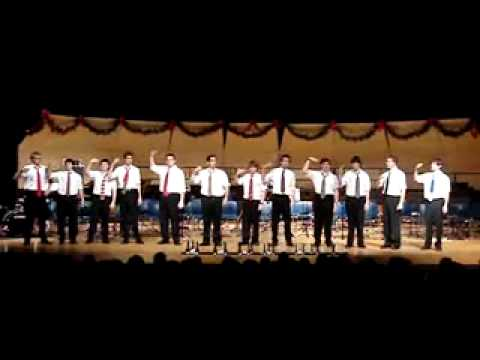 Lake Park Men`s Ensemble - Mistletoe