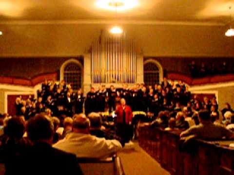 Classic Choral Society Christmas Concert 2004