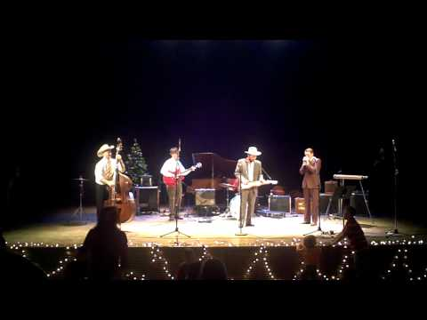 Christmas Blues 1 at the Holiday Hoedown, Liberty Hall, Lawrence, KS