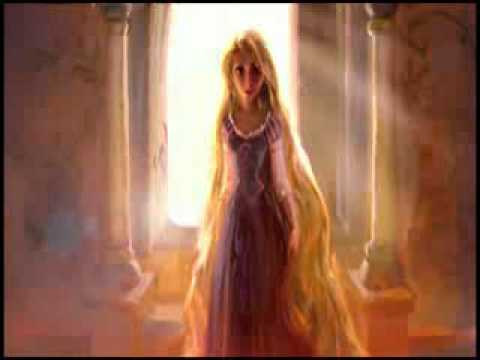 Tangled Rapunzel Healing Song Cover