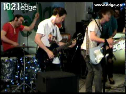 "Hollerado - ""Juliette"" - Live at 228 Yonge"