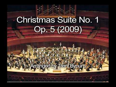 Christmas Suite No. 1 (Original Orchestral Arrangement)
