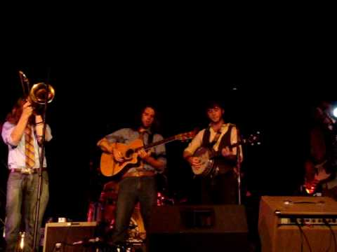 """Northbound""~Holy Ghost Tent Revival 5/9/09"