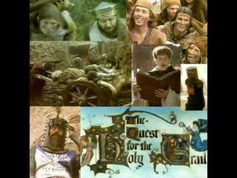 Monty Python Holy Grail theme song