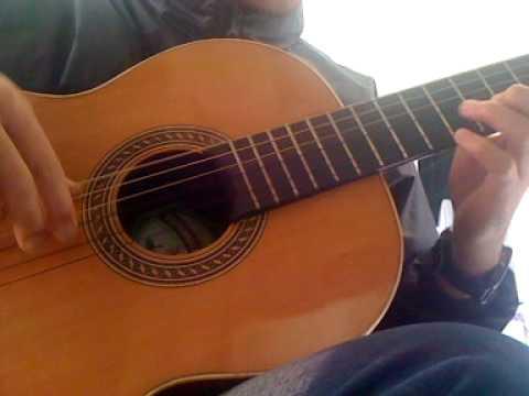 Solo de Guitarra Canci�n. - Te Quiero - Hombres G