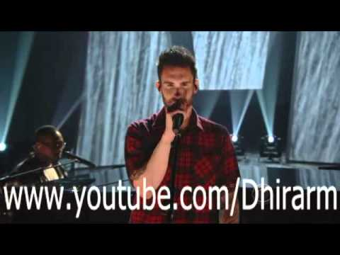 Maroon 5 - Out Of Goodbyes Live at THE 12TH ANNUAL A HOME FOR THE HOLIDAYS [HQ]
