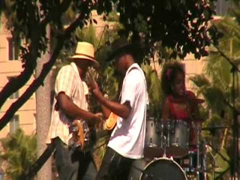 HomemadeJamz**LIVE**(Long Beach Blues Festival 2009) part 2
