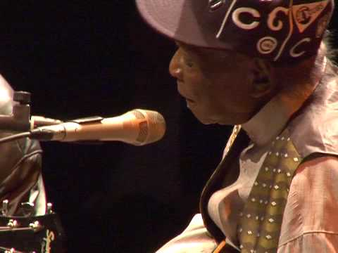 "Biennale Musica - David ""Honeyboy"" Edwards"