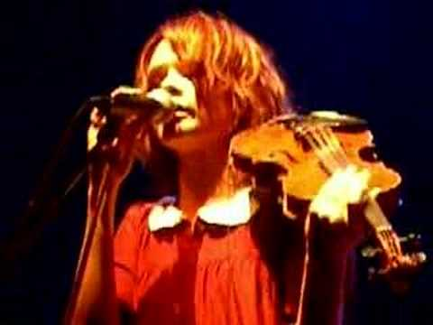 HoneyHoney - Not For Long (Live at Wiltern 03.07.08)