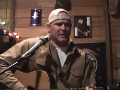 acoustic song cover----billy joe shaver--- honky tonk heroes