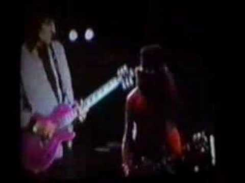 Guns N`Roses and Ron Wood - Honky Tonk Women