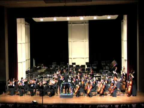 St. Paul Suite by Symphony Orchestra @ 2008 Moanalua High School Winter Concert