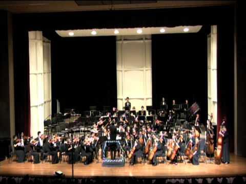 Abduction from the Seraglio by Symphony Orchestra @ 2008 Moanalua High School Winter Concert