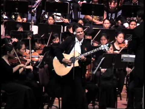 White Christmas by Moanalua High School`s 2008 Symphony Orchestra @ The Gift of Hope Charity Concert