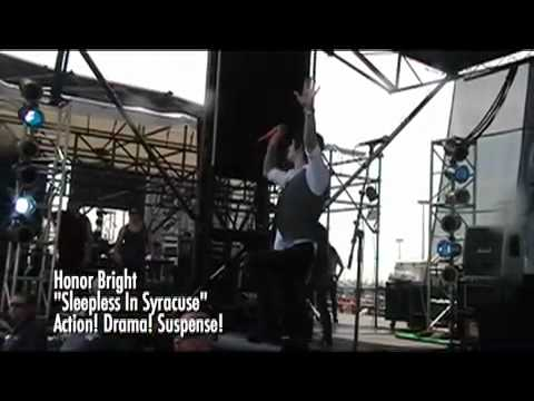 Honor Bright - Sleepless In Syracuse [Live at Bamboozle 05.01.10].mov