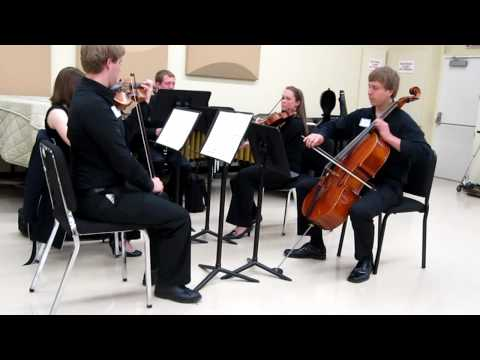 Mozart Quintet k581: Geeting Hall Dedication