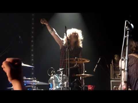 Steven adler`s appetite - Stardog - ex Guns N` Roses - Vaureal 11 02 2011 france