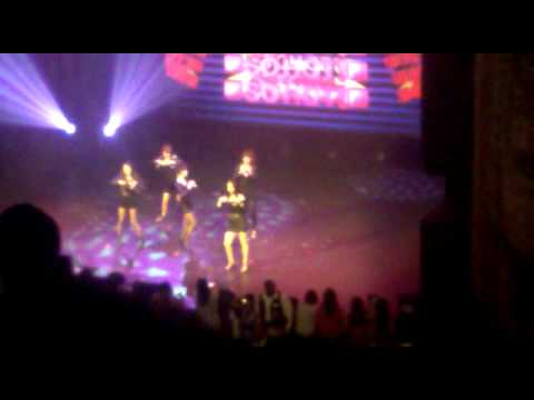 WonderGirls US Tour: Don`t Cha & So Hot
