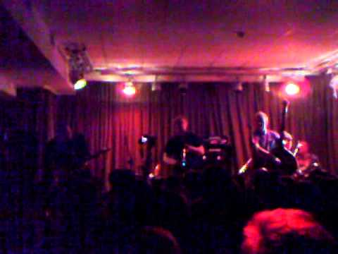 Red Snapper - Hot Flush LIVE @ Jazzter, Kharkiv 02.04.2011