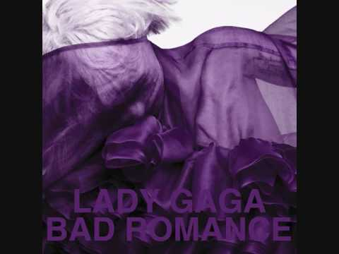 Lady Gaga - Bad Romance with (HD with lyrics)